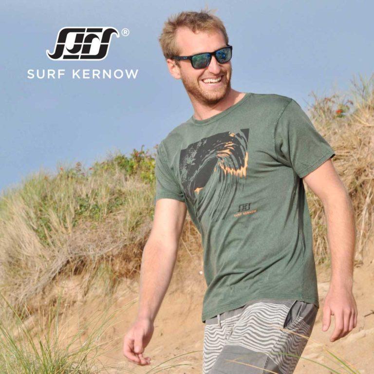 Surf Kernow clothing catalogue.