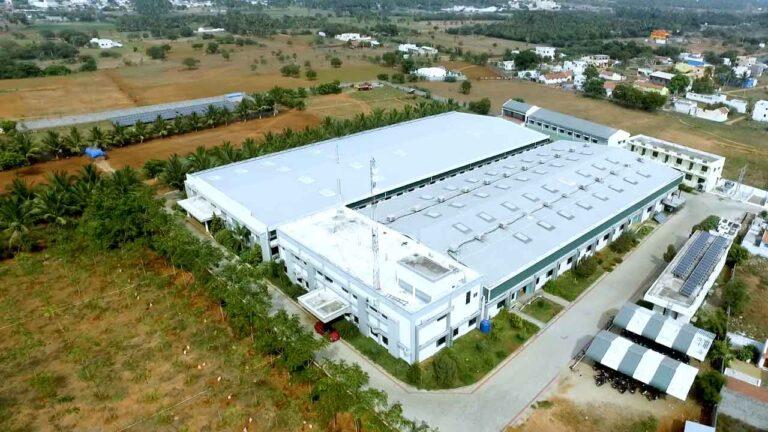 Earth Positive Factory, Tamil Nadu, India.